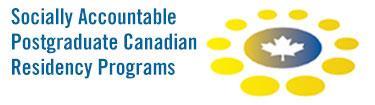 Socially Accountable Residency Programs graphic