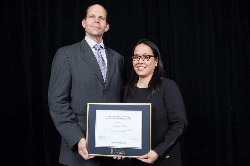 2016 Social Responsibility Award Recipient Adrienne Chan